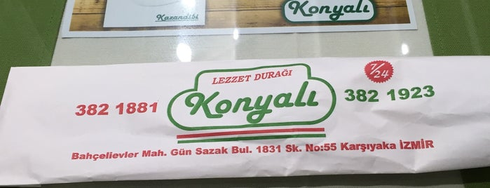 Konyalı Lezzet Durağı is one of Locais curtidos por Bengisu.
