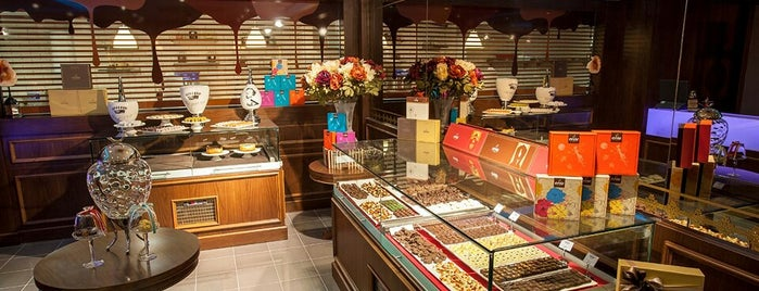 evvie chocolate is one of istanbul.