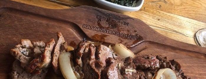 Günaydın Kasap & Steakhouse is one of The 10 Best BBQ Restaurants in Istanbul.