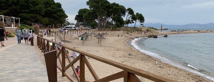 Platja del Portitxol is one of Catalogne.