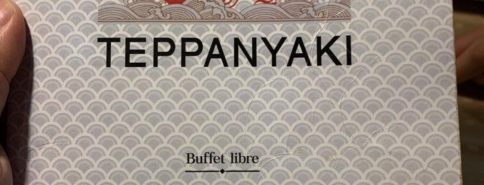 Tokio Teppanyaki is one of Restaurants de Catalunya.