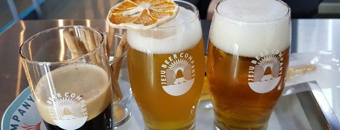 JEJU Beer Company is one of joo : понравившиеся места.
