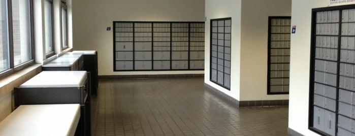 US Post Office is one of Orte, die Clark gefallen.