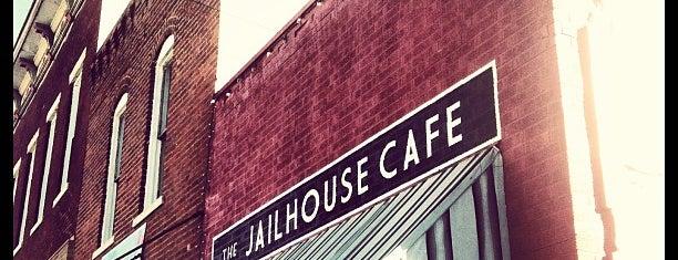 Old Jail Inn Parke County is one of Locais salvos de The1JMAC.