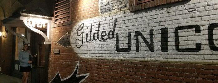 The Gilded Unicorn is one of Joey D's 50 Favorite Spokane Spots.