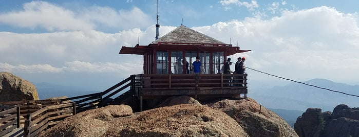 Devil's Head Lookout Station is one of Denver.