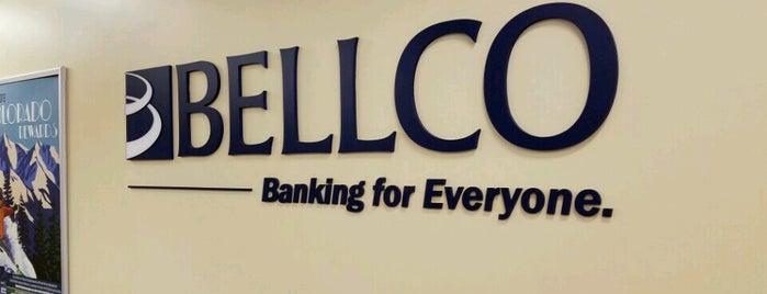 Bellco Credit Union: сохраненные места