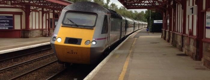 EAST COAST | Train is one of Martins : понравившиеся места.