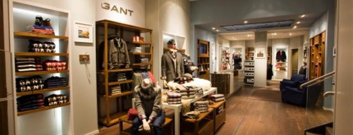 GANT is one of M world.
