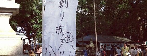 手創り市 雑司ヶ谷 鬼子母神・大鳥神社 is one of Tokyo Time.