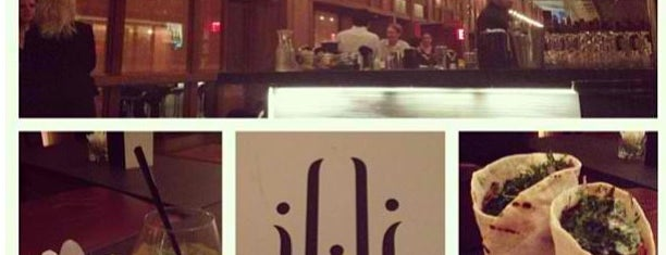 ilili is one of Manhattan Favorites.