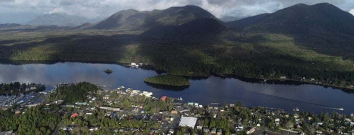 Ucluelet is one of Lugares favoritos de Till.