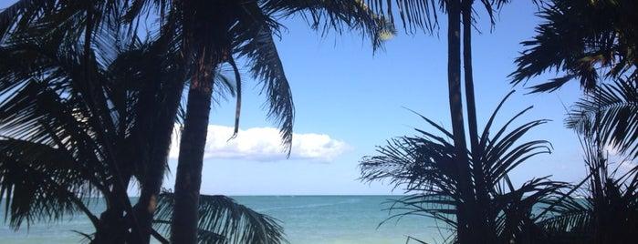 Sian Ka'an Beach is one of TULUM 2016.