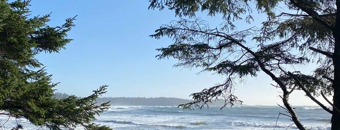 Florencia Beach is one of West Van Island.