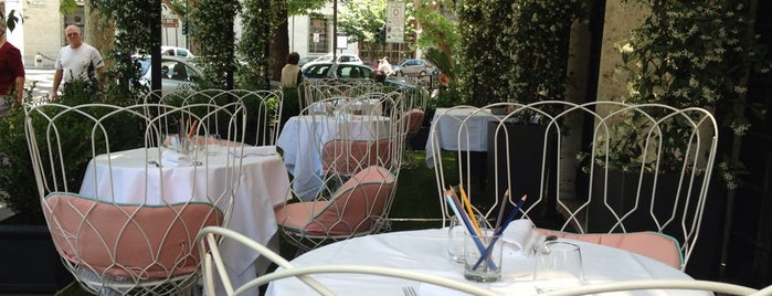 Boscolo Hotel Palace is one of Bons plans Rome.