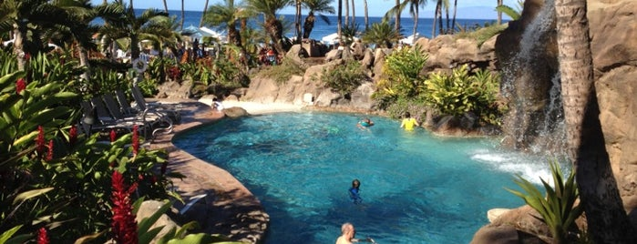 Grand Wailea - Poolside is one of GC.