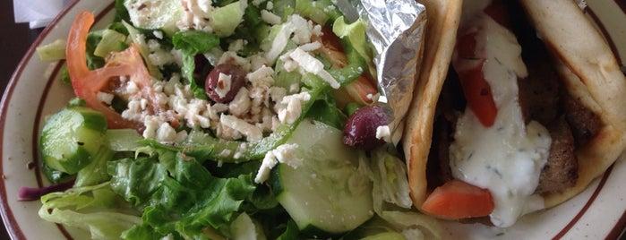 El Greco Greek Restaurant is one of Posti salvati di G.