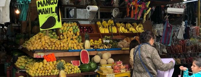 Mercado Venustiano Carranza is one of Oaxaca y Puebla.