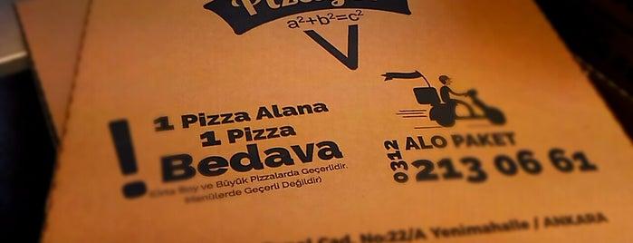 Pizza Pizagor is one of isacotur'un Beğendiği Mekanlar.