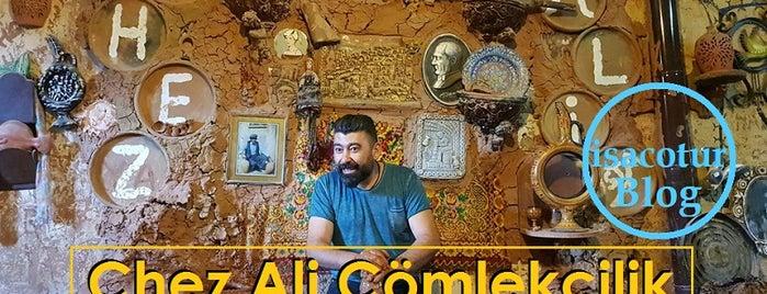 Chez Ali Çömlekçilik is one of isacotur 님이 좋아한 장소.