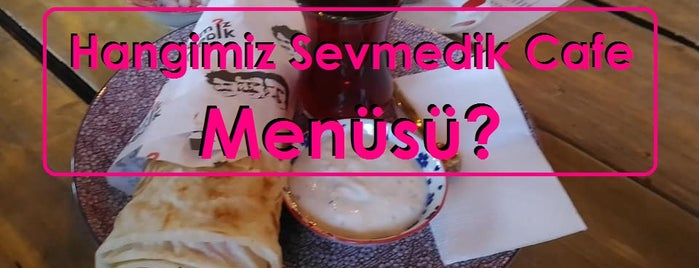 Hangimiz Sevmedik Cafe is one of Posti che sono piaciuti a isacotur.