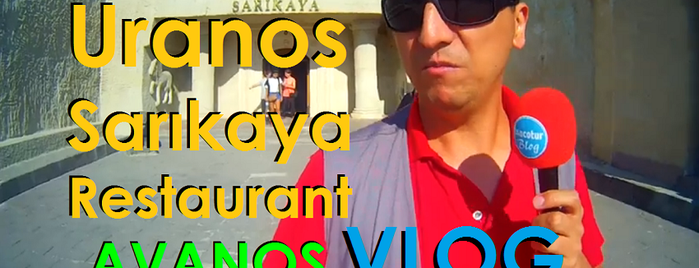 Uranos Restaurant is one of isacotur 님이 좋아한 장소.