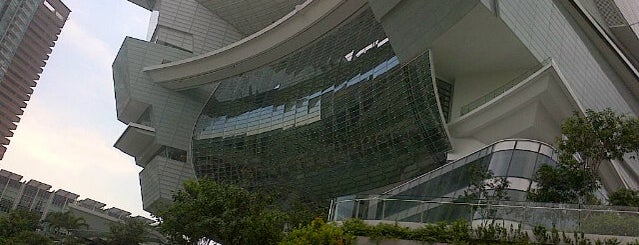 The Star Vista is one of Singapore Contemporary Architecture Tour 2013.