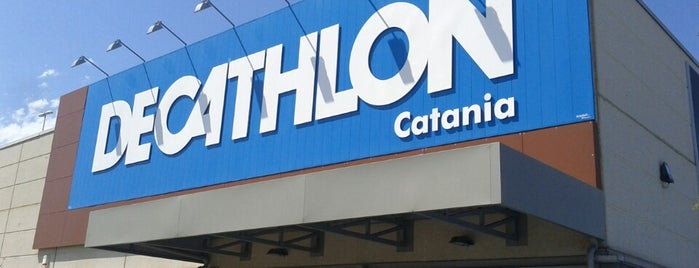 Decathlon is one of Lieux qui ont plu à Alessandra.