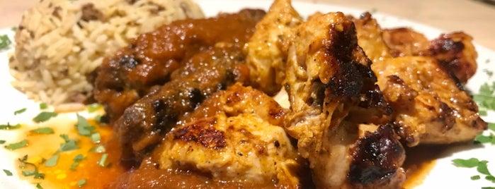 Mezze Palace is one of Sweaty Little Restaurants.