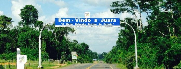 Juara is one of Mato Grosso.