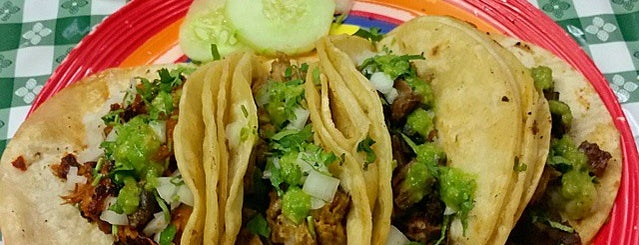 Taqueria El Mexicano is one of Gaslight-family2015-dc-todo.