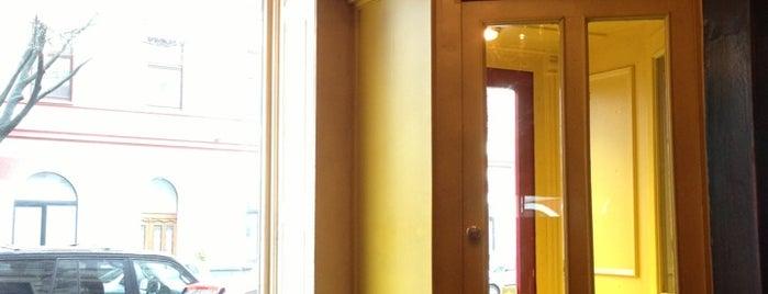 Café Knülle is one of Lugares favoritos de Jan-Paul.