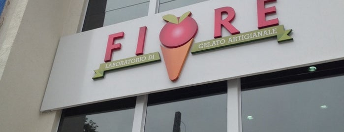 Fiore Gelato is one of Lieux sauvegardés par Lari.