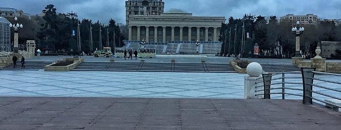 Milli Azərbaycan Tarixi Muzeyi is one of Bakü.