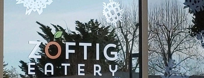 Zoftig Eatery is one of San Francisco Bay Area to-do list.
