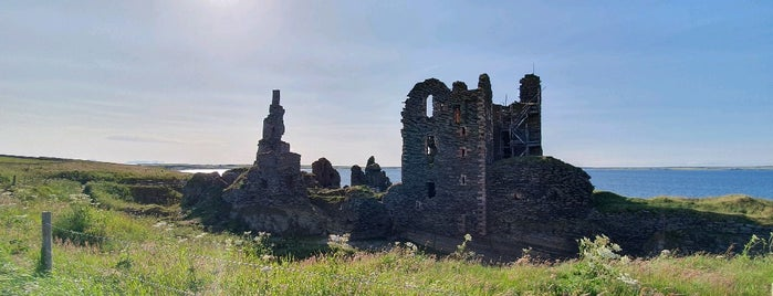 Castle Sinclair Girnigoe is one of Part 1 - Attractions in Great Britain.
