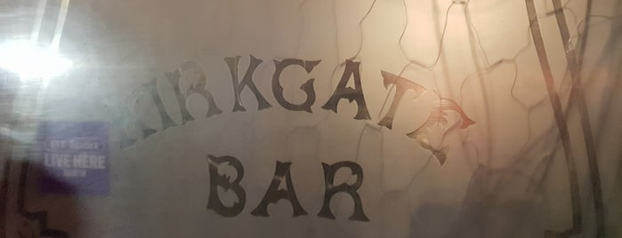 Kirkgate Bar is one of Aberdeen pub crawl.