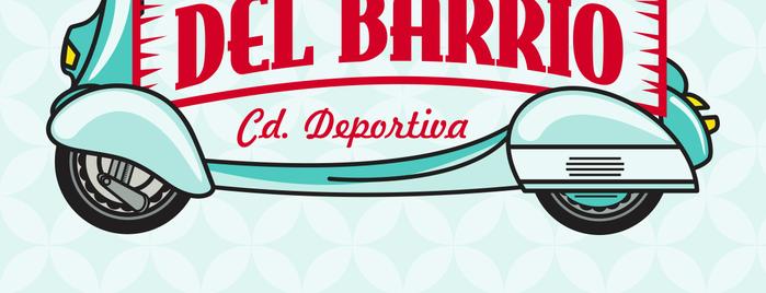 Las Tortas del Barrio is one of Locais curtidos por Eduardo.
