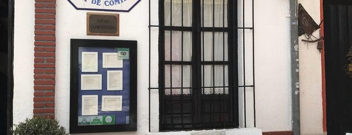 Los Geraneos is one of Restaurantes.
