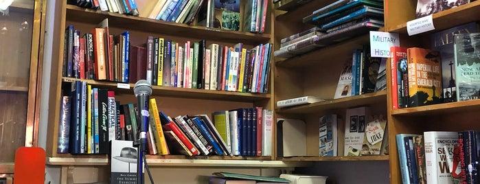 Grub Street Bookshop is one of Love In Dear Melbourne.
