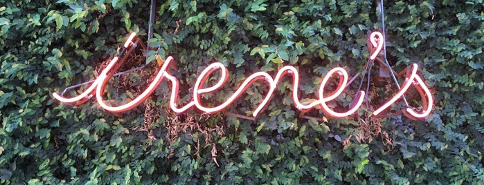 Irene's is one of Austin - CHECK!.