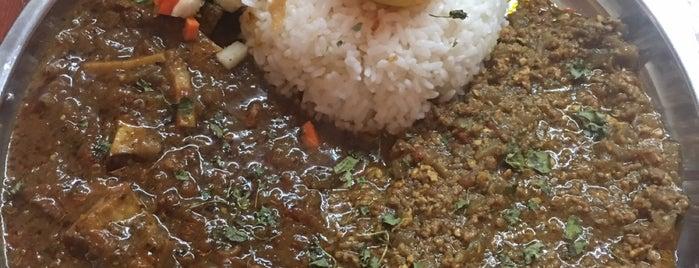 サケトメシ is one of カレー.