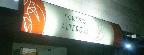 Teatro Alterosa is one of FIT-BH 2012 - Palco.