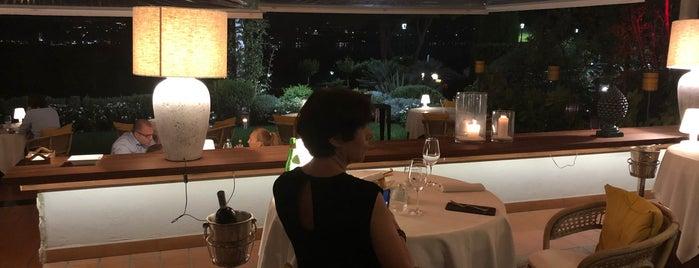 Ristorante Capriccio is one of Brescia stelle Michelin.