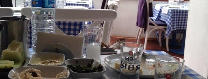 Kavak Balıkçısı is one of İstanbul Yeme&İçme Rehberi - 6.