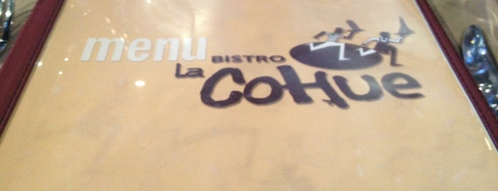 Bistro La Cohue is one of Trip w/ sis to QB Canada.