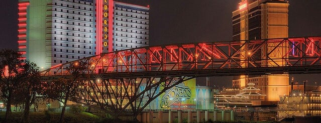 ElDorado Resort And Casino is one of Jumper.