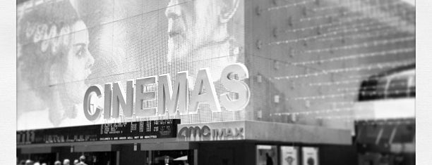 AMC Theater is one of Lugares favoritos de Louis.