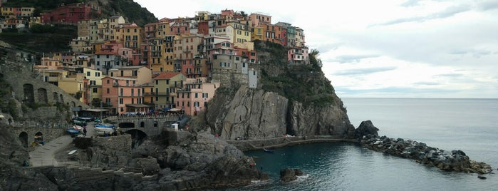 Manarola is one of Italy.