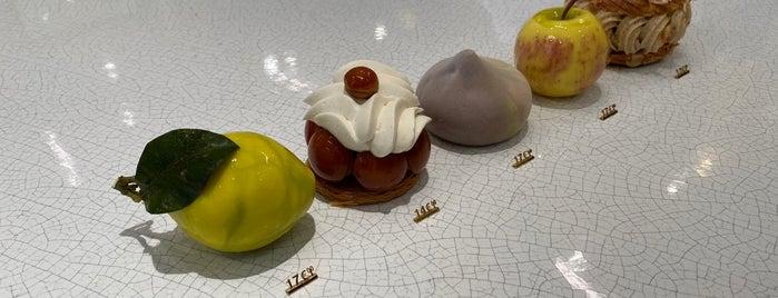 La Pâtisserie du Meurice par Cédric Grolet is one of Today Paris.